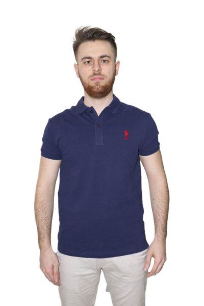 Us Polo Assn. Erkek Basic Yakalı Tshirt