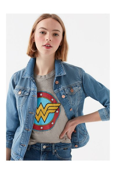 Mavi Kadın Daısy Mid Used Denim Ceket